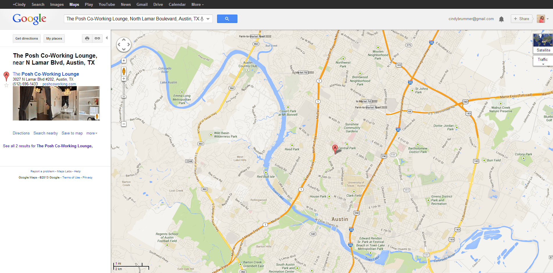 google maps results. make your business standout on google maps  standard beagle