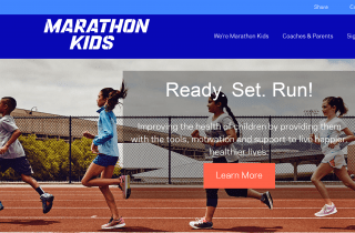 Marathon Kids  home