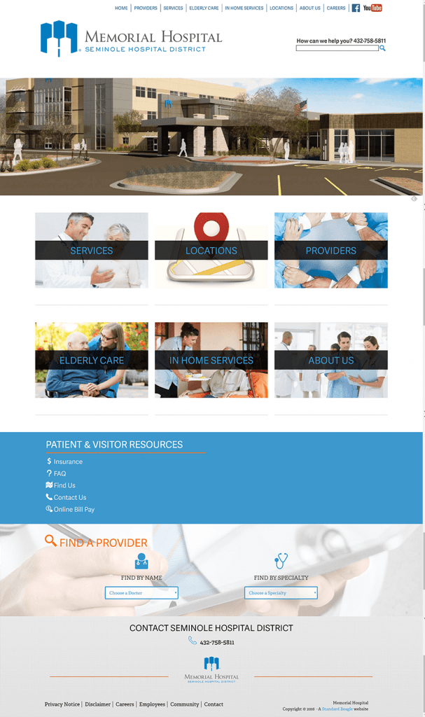 Home page - Seminole Memorial Hospital
