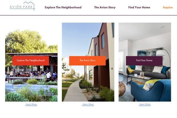 Selling Homes Faster – Avion Park Homes