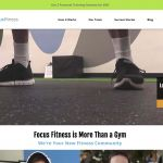 David Schulze, Focus Fitness