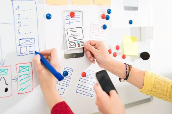 What does User Interaction Design mean?
