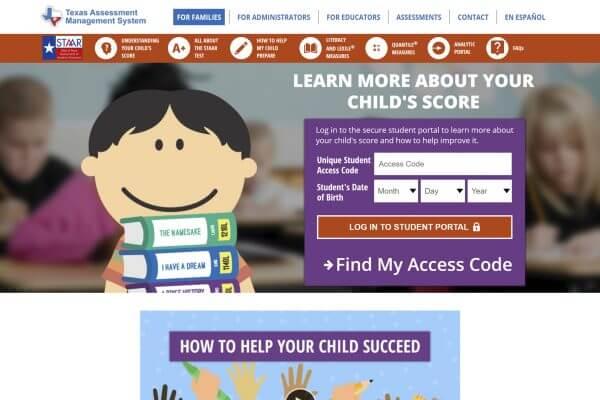 Educating Parents – Texasassessment.com