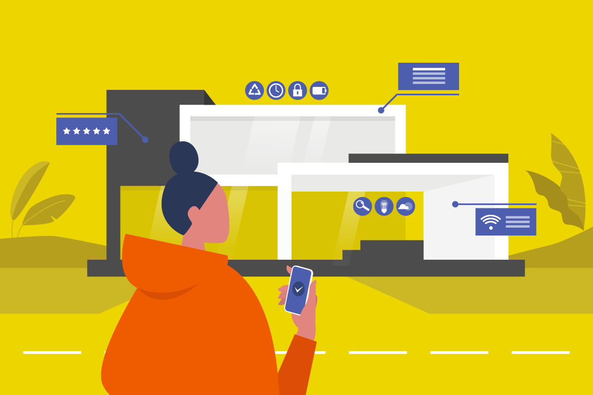 Illustration for customer retention